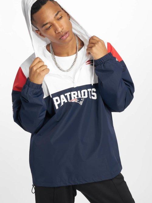 New Era Übergangsjacke Nfl Colour Block New England Patriots blau