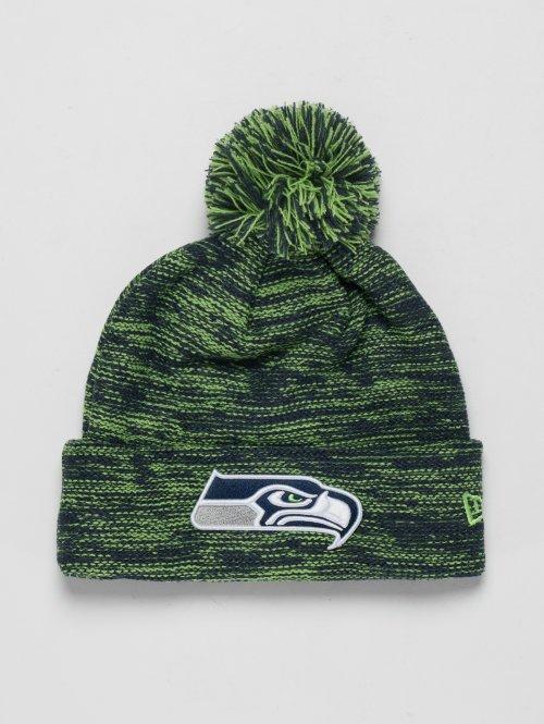 New Era Wintermütze NFL Cuff Seattle Seahawks grün