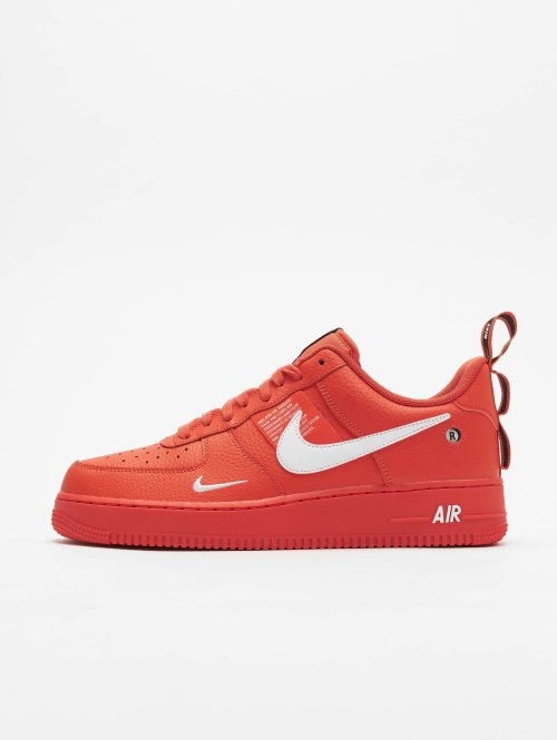 Nike Baskets Air Force 1 '07 Lv8 Utility orange