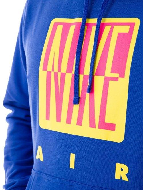 Nike Hoody Nsw Ss 90ÉS Graphic Hood blau
