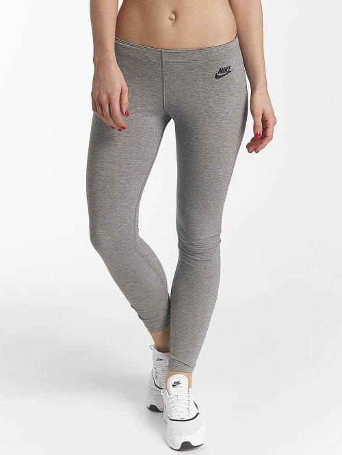 Nike Legging Sportswear Legasee grijs
