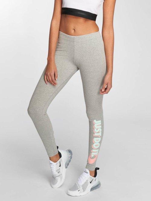 Nike Legging Sportswear Leggings grijs