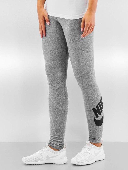 Nike Leggingsit/Treggingsit Leg-A-See Logo harmaa