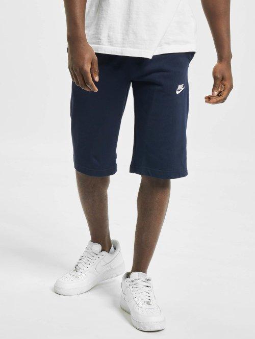Nike Pantalón cortos NSW JSY Club azul