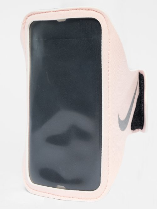 Nike Performance armband Lean rose