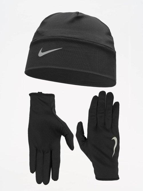 Nike Performance Beanie Mens Run Dry zwart