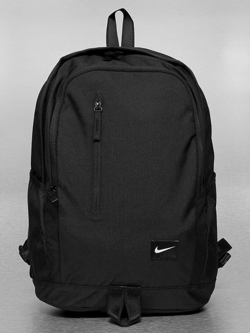 Nike Plecaki All Access Soleday czarny