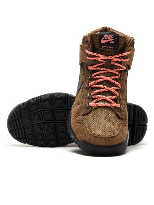 Nike SB Schuhe  braun