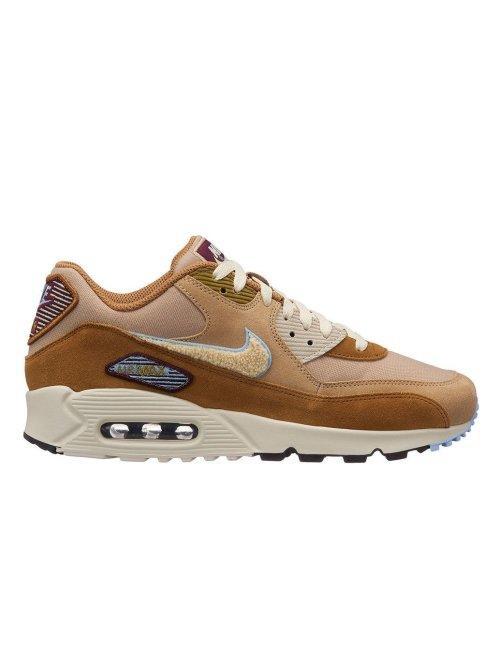 Nike Schuhe Air Max 90 Premium SE braun