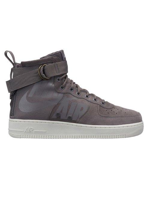 Nike Schuhe SF Air Force 1 grau