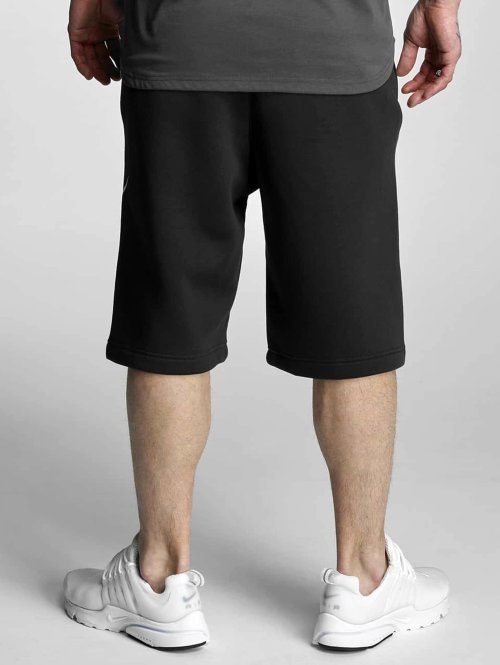 Nike Shorts FLC EXP Club schwarz