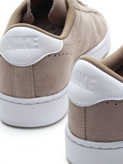 Nike Sneaker Court Classic CS Suede grau