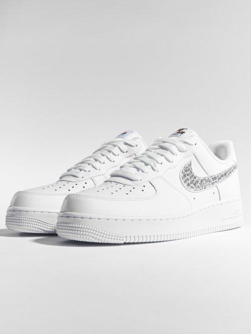 Nike Sneaker Air Force 1 '07 Lv8 Jdi Lntc weiß