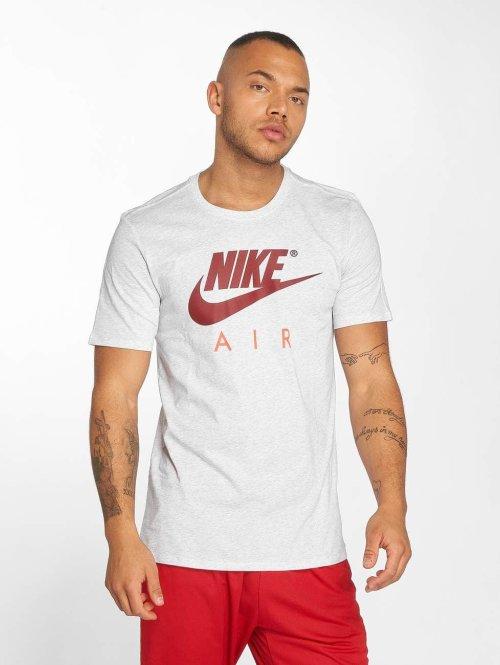 Nike T-paidat Sportswear Air 3 harmaa
