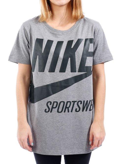 Nike T-Shirt 878111 grau