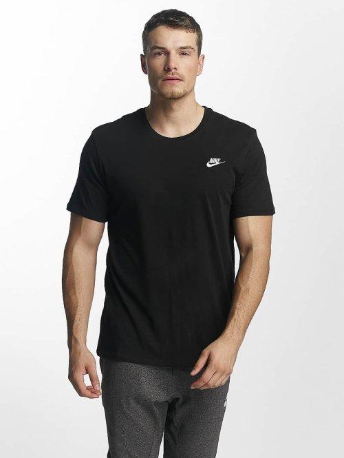 Nike T-Shirt NSW Club schwarz