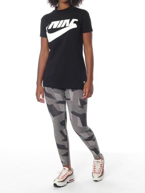Nike T-Shirt Irreverent schwarz