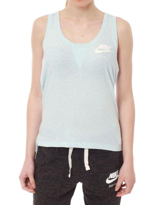 Nike Top  blau