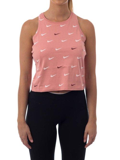 Nike Top Tank Swoosh pink