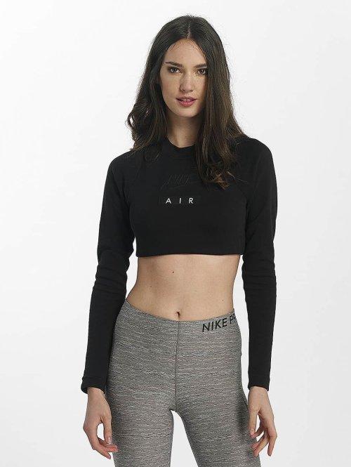 Nike Top Sportswear schwarz