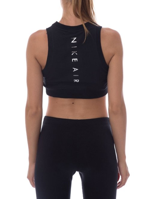 Nike Top Crop Air weiß