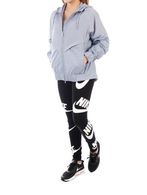 Nike Winterjacke  blau