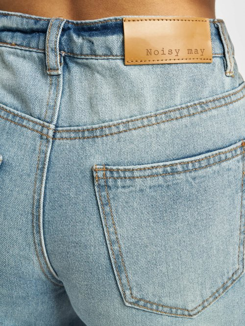 Noisy May Loose Fit Jeans nmPaige blau