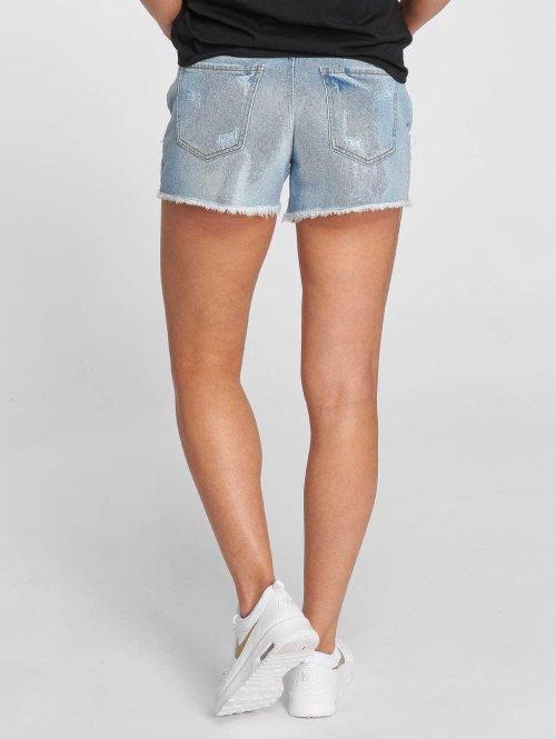 Noisy May Shorts nmMille blau