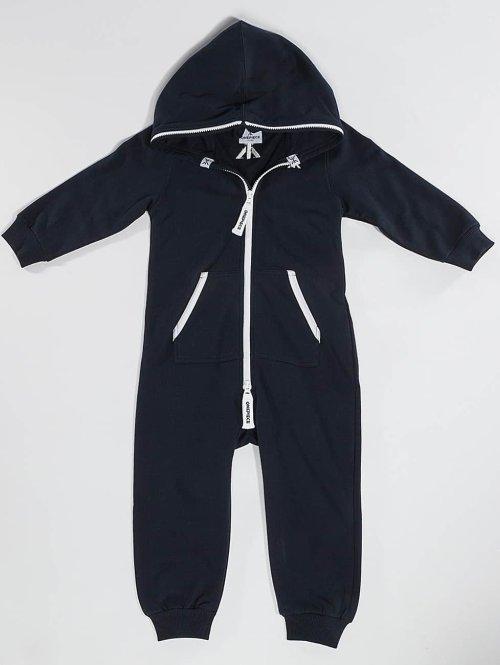 Onepiece Jumpsuit Solid Baby blau