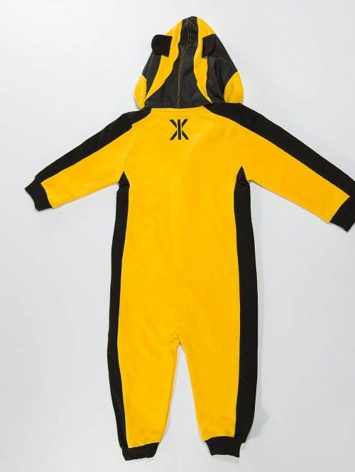 Onepiece Jumpsuit Lazy gelb