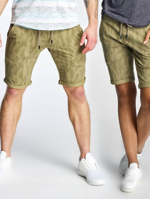 Onepiece Shorts Stream grün