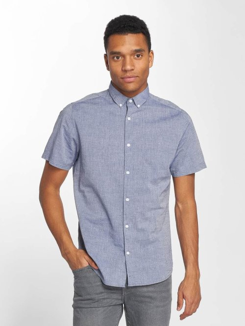 Only & Sons overhemd onsTailor blauw