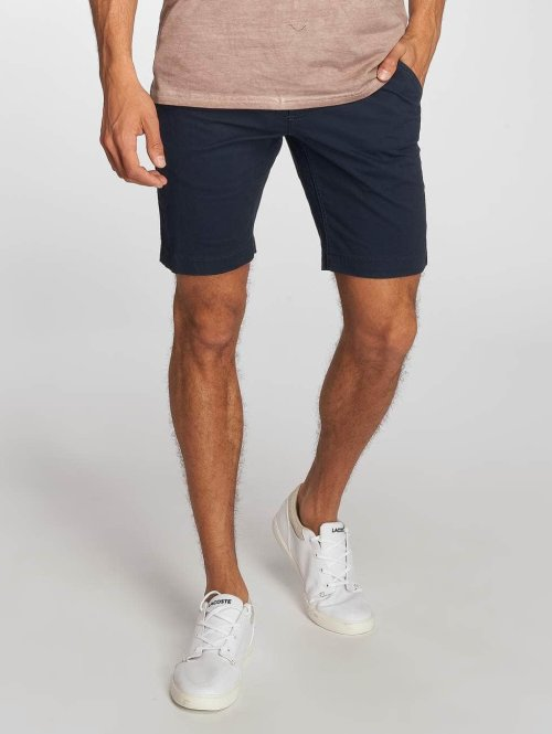 Only & Sons Shorts onsCam blau