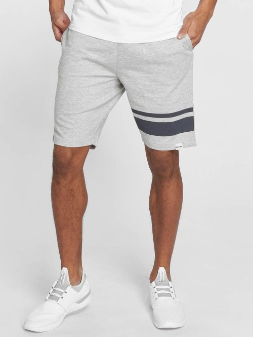 Only & Sons Shorts onsStripe grau