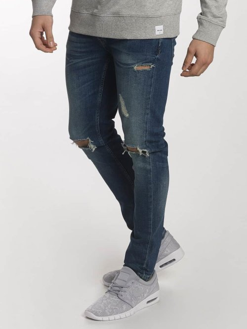Only & Sons Slim Fit Jeans onsAvi Loom blauw