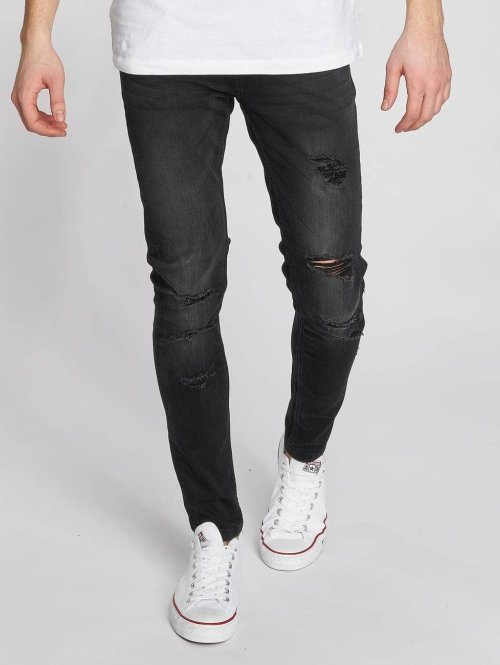 Only & Sons Slim Fit Jeans onsWarp schwarz