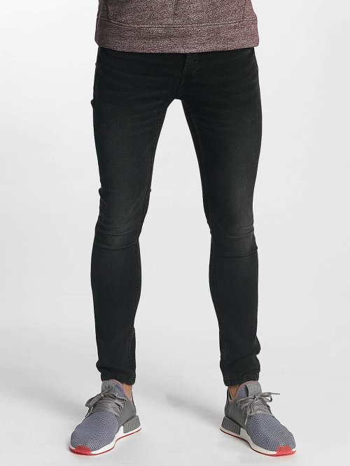 Only & Sons Straight Fit Jeans onsWarp schwarz