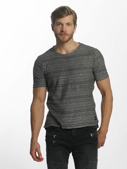 Only & Sons t-shirt onsMarshall grijs