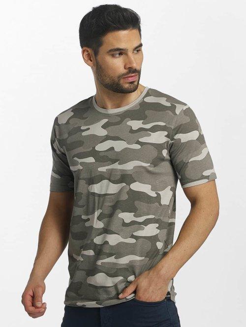 Only & Sons t-shirt onsVan grijs