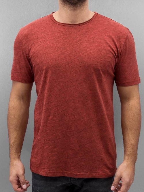 Only & Sons t-shirt onsAlbert rood