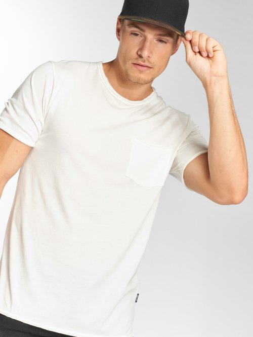 Only & Sons T-shirt Onsalbert vit