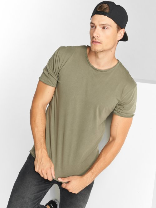 Only & Sons T-shirts Onsalbert grøn