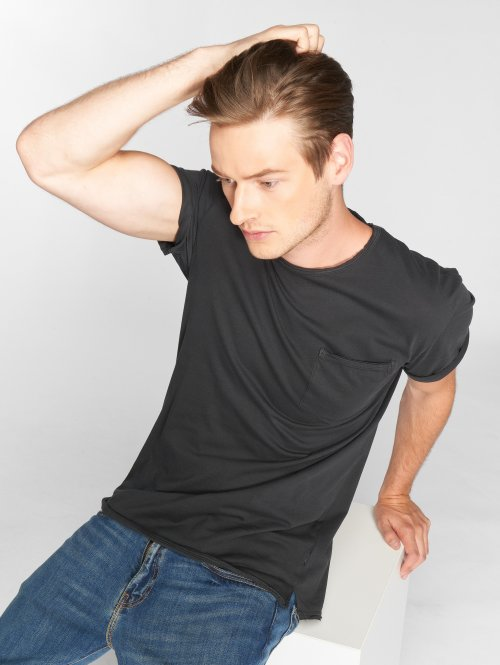 Only & Sons T-Shirty Onsalbert szary