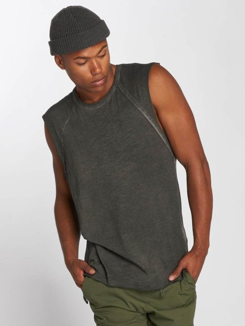 Only & Sons Tank Tops onsSlam grau