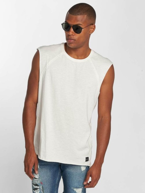 Only & Sons Tank Tops onsSlam weiß