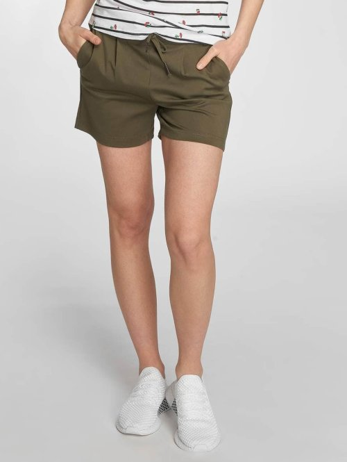 Only shorts onlPoptrash olijfgroen