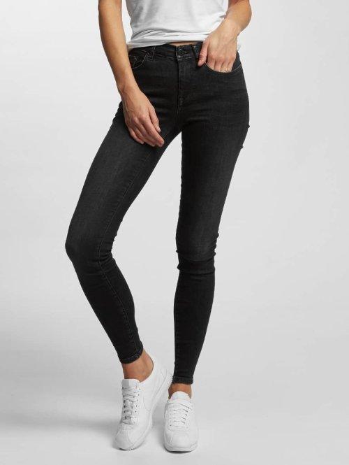 Only Skinny Jeans onlShape Deluxe schwarz