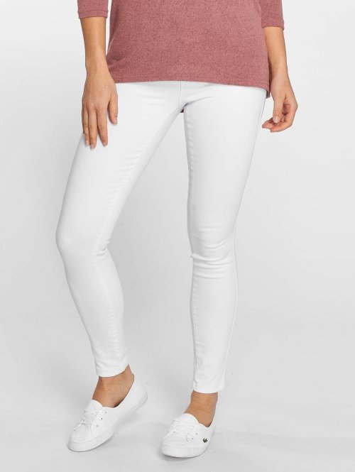 Only Skinny Jeans onlRoyal weiß