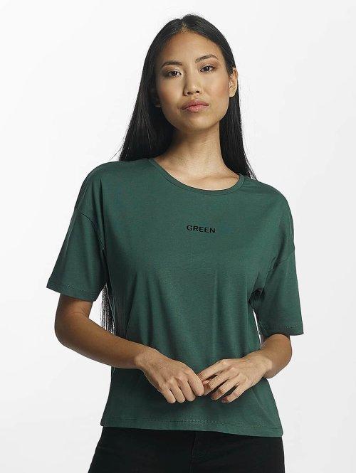 Only t-shirt onlSofie groen