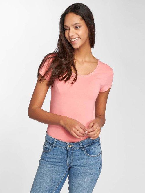 Only T-Shirt onlLive rosa